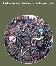 Fietsen-chaos Delft